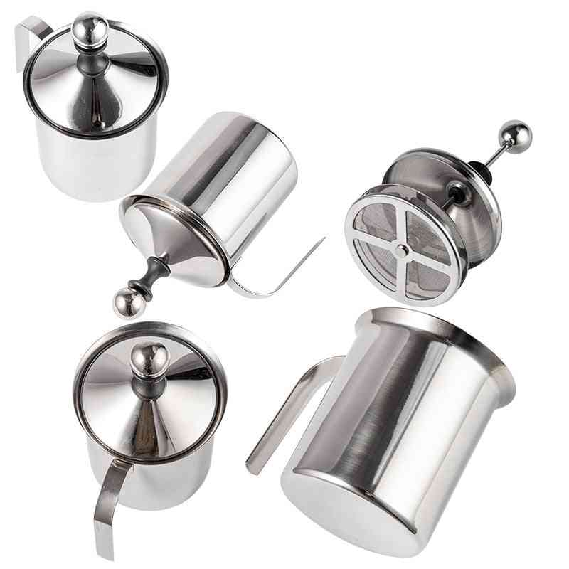 Stainless Steel Electric Milk Frother