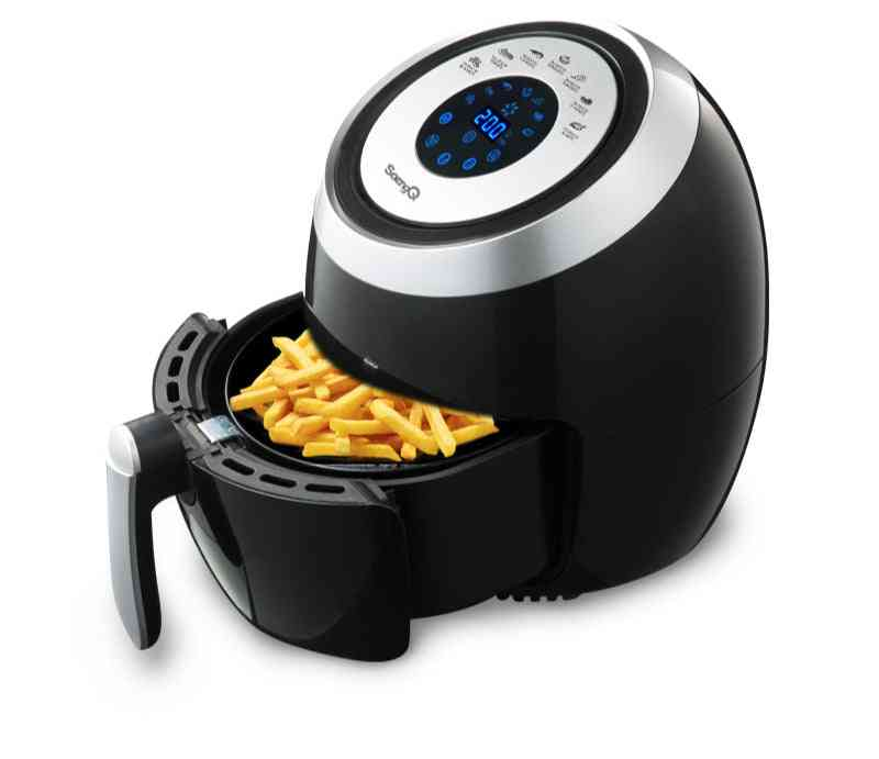 Chicken Oil-free Health Fryer Pizza Cooker Smart Touch Deep Airfryer