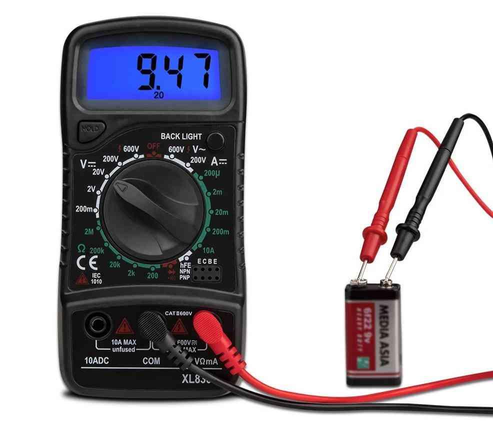 Digital Multimeter Meter Testers, Automotive Electrical Transistor Peak Tester