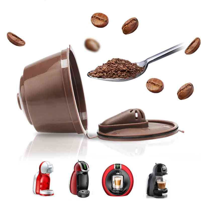 Dolce Gusto Coffee-capsule For Dolci Reusable Coffee Machine Filter