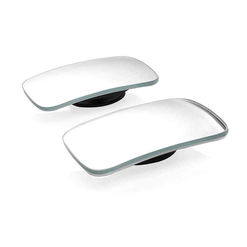 Blind Spot Mirror, Auxiliary Rearview Hd Convex Mirrors
