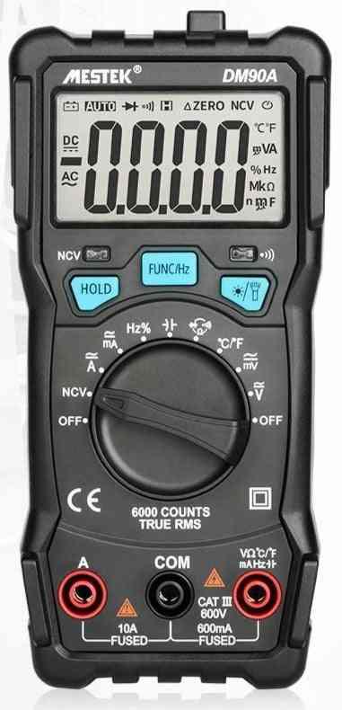 Digital Multimeterts High Speed Auto Range Tester