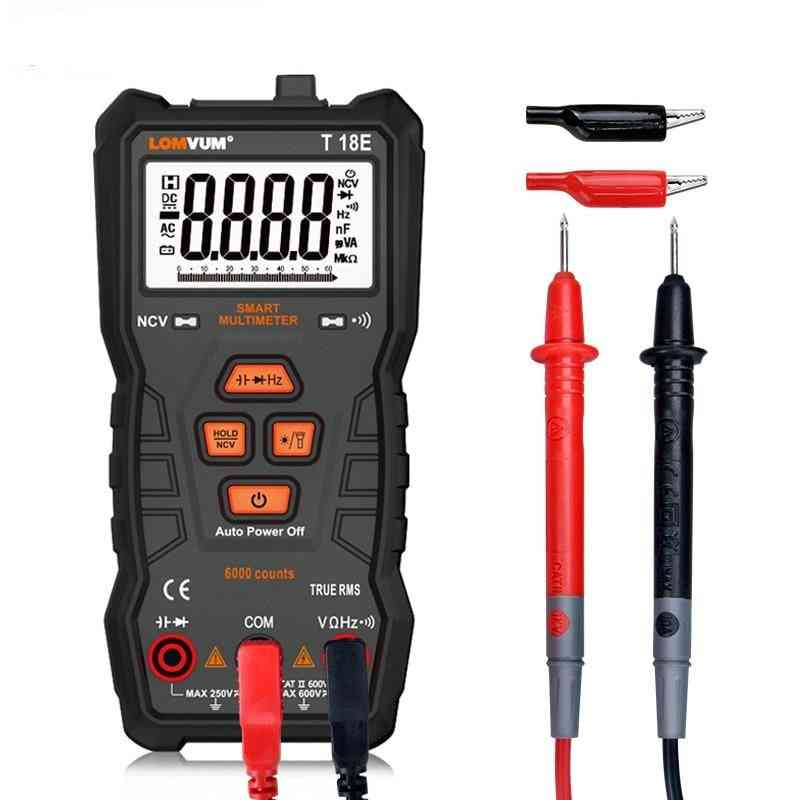 High Precision Digital Multimeter