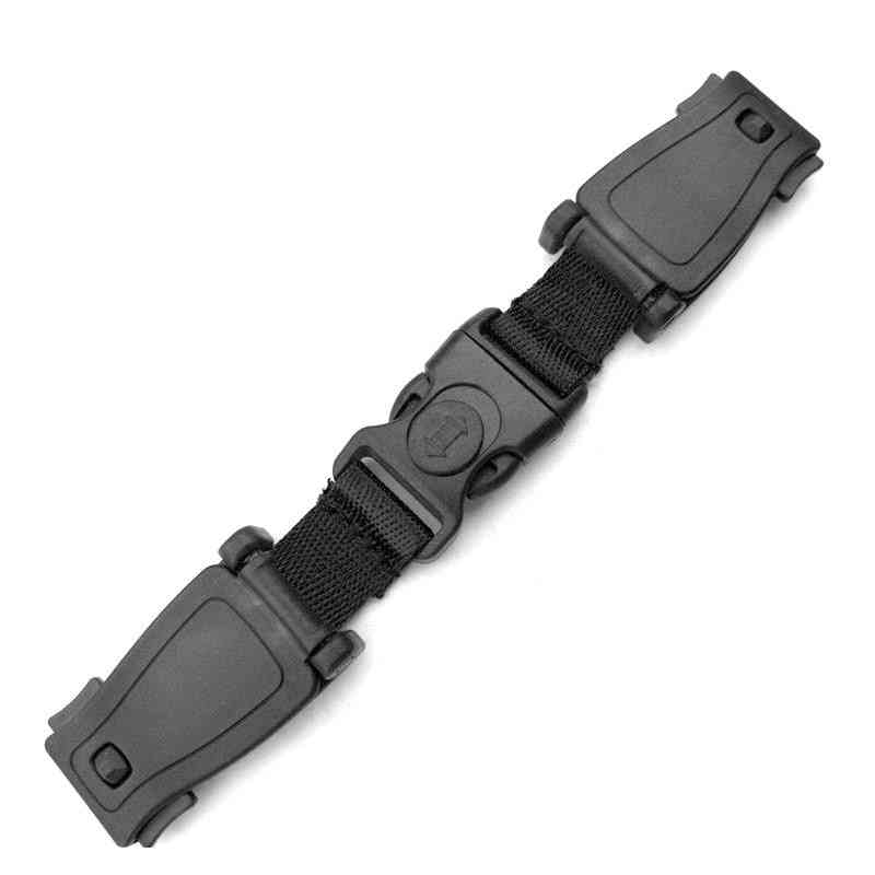 Durable Harness Chest Clip Safe Buckle Car Safety Seat Strap Belt