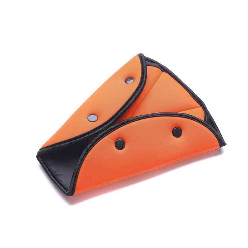 Safety Belt Fixer, Triangle, Anti-ledge For Child Neck Protection Belts
