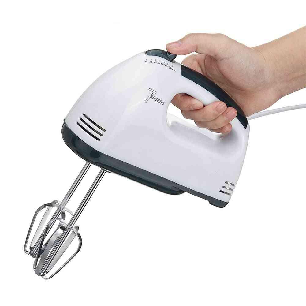 Mini Dough Mixer, Food-blender Multifunctional Handheld Food Processor Automatic Electric Tool