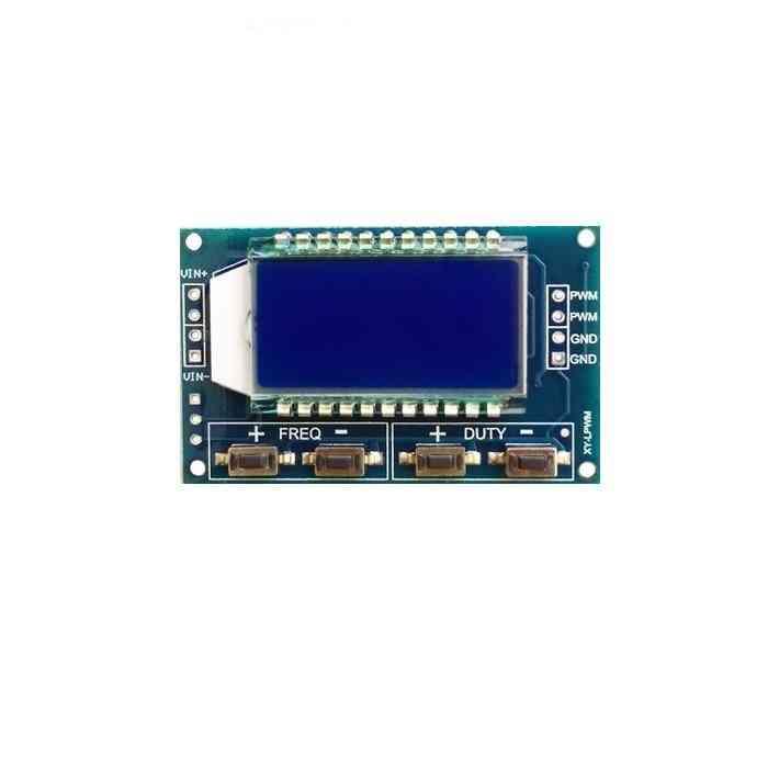 Pulse Frequency Duty Cycle Adjustable Module Lcd Display Board Module