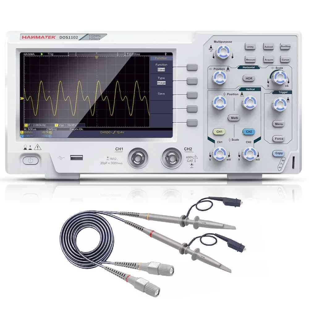 Digital Oscilloscope Kit