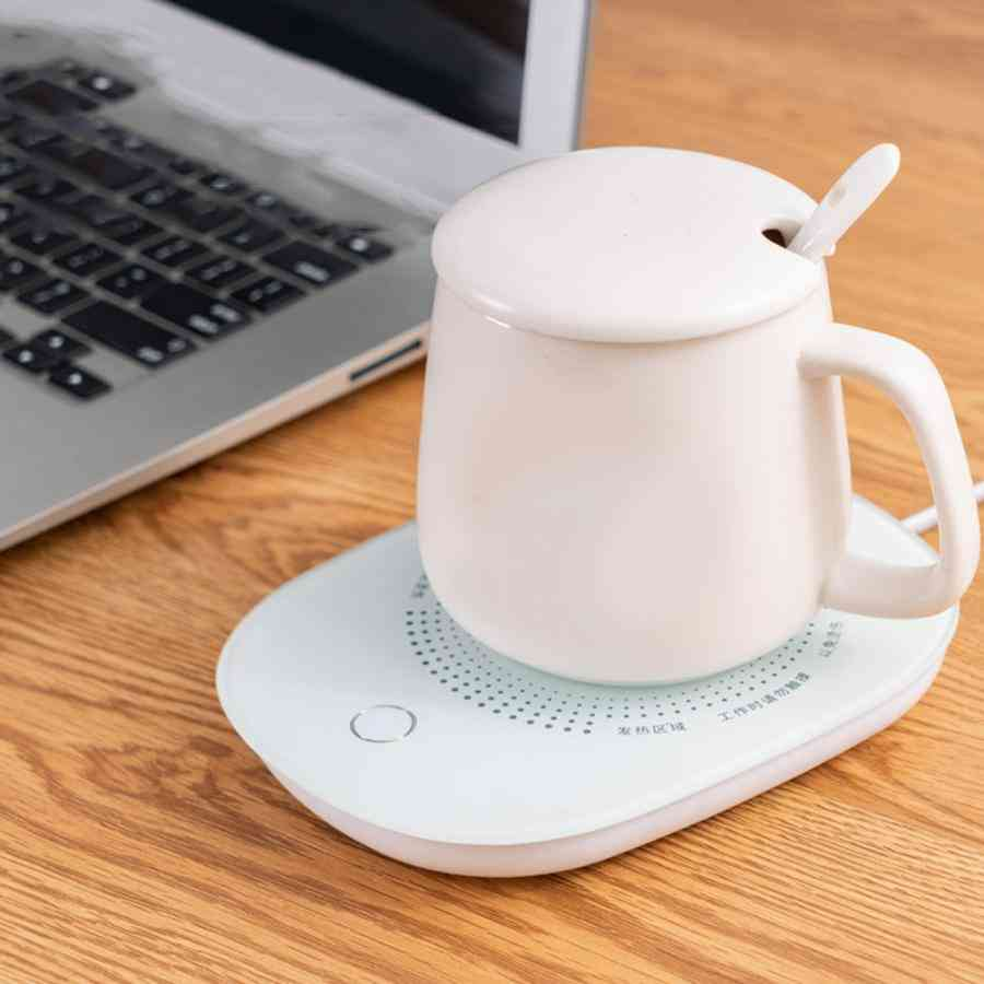 Mini Warmer Pad, Mat, Heating Device For Office Coffee, Tea