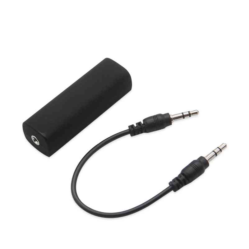 Anti-interference Safe Clear Sound Car Audio Aux Cable
