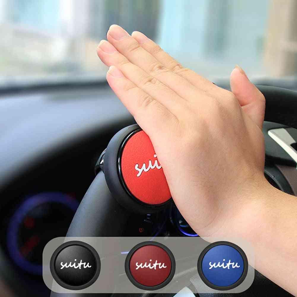 Car Universal Teering Wheel Knob Booster Ball Steering Metal Bearing