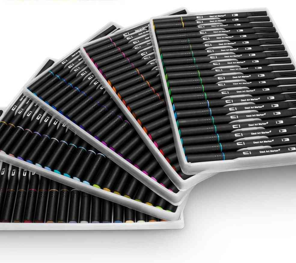 Watercolor Markers For Drawing Painting