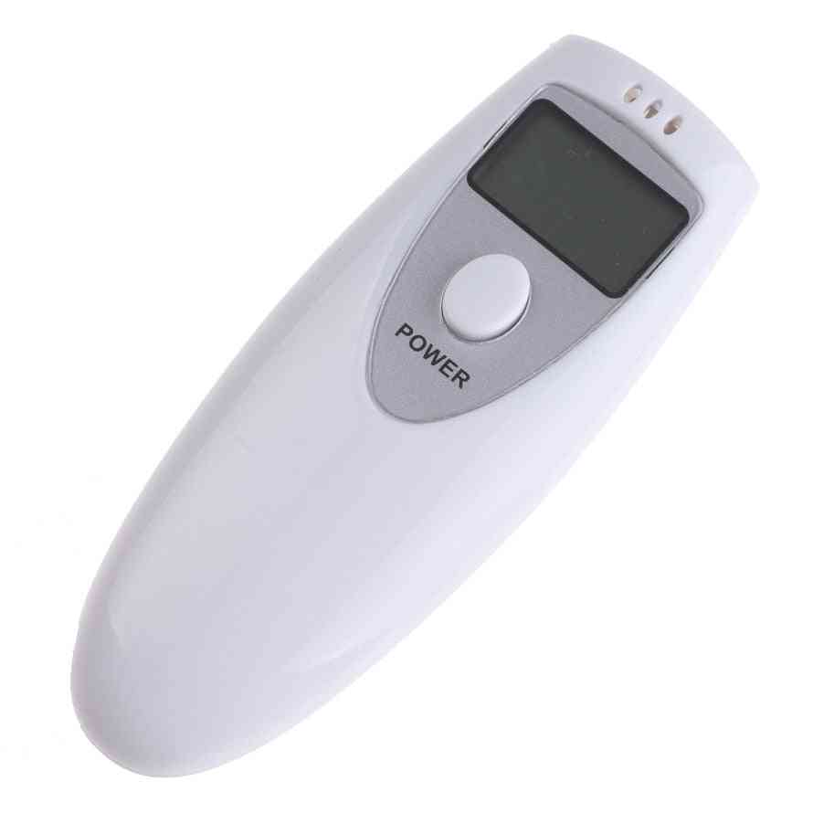 Mini Lcd Digital Display Alcohol Breath Analyzer