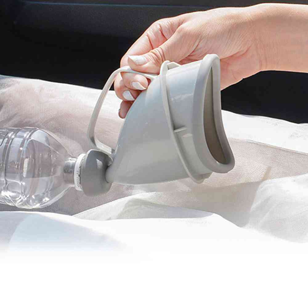 Portable Outdoor Travel Use Urine Bottle/urinal Funnel Tube