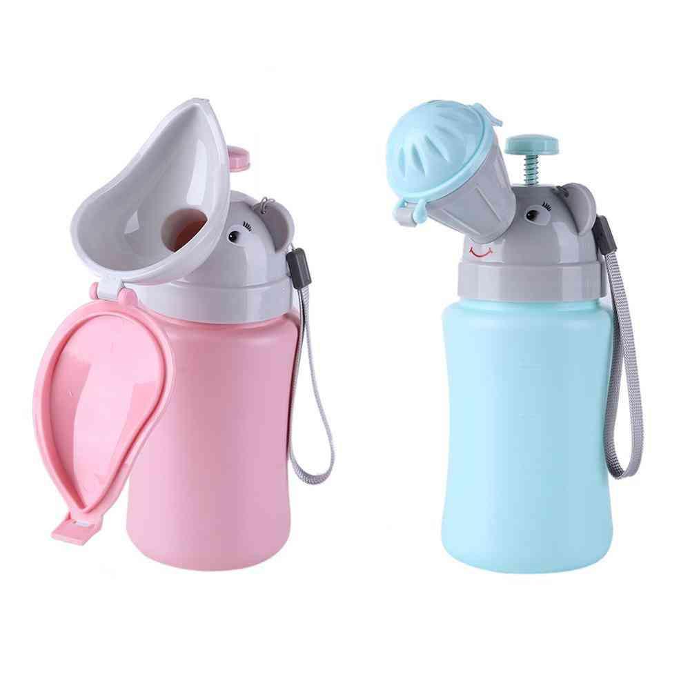 Portable Urine Bag Automobiles Travel Toilet, Reusable Pee Bottle