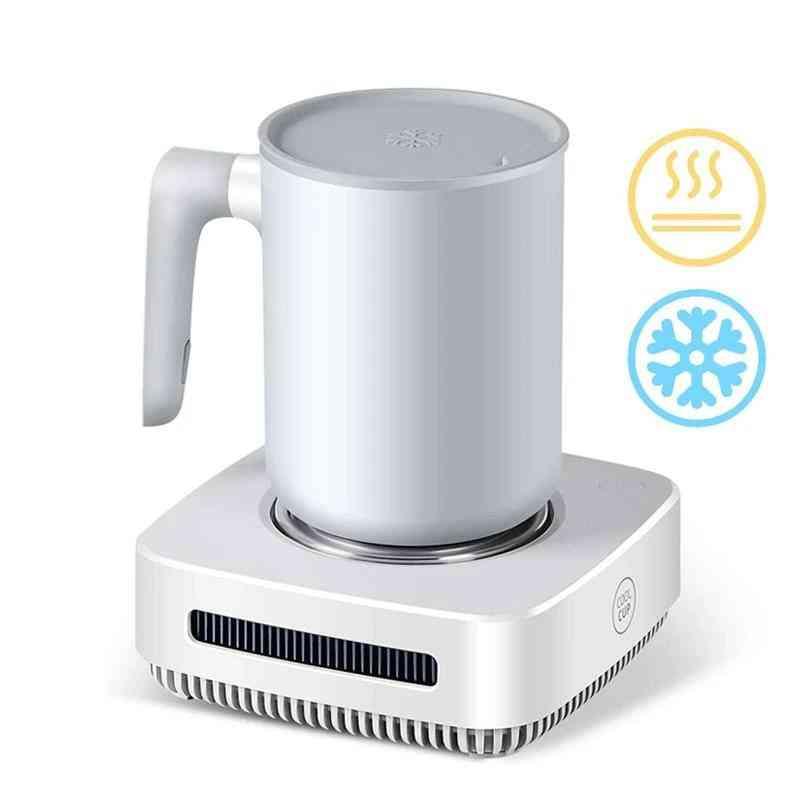 2 In 1 Coffee Mug Warmer Heating/cooling Plate