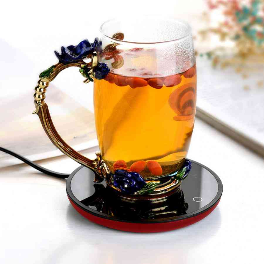 Electric Heater Cup Warmer Pad For Mug Drink