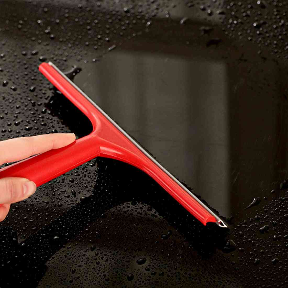 Car Water Wiper Soap Cleaner, Scraper, Windshield Window Cleaning Tool
