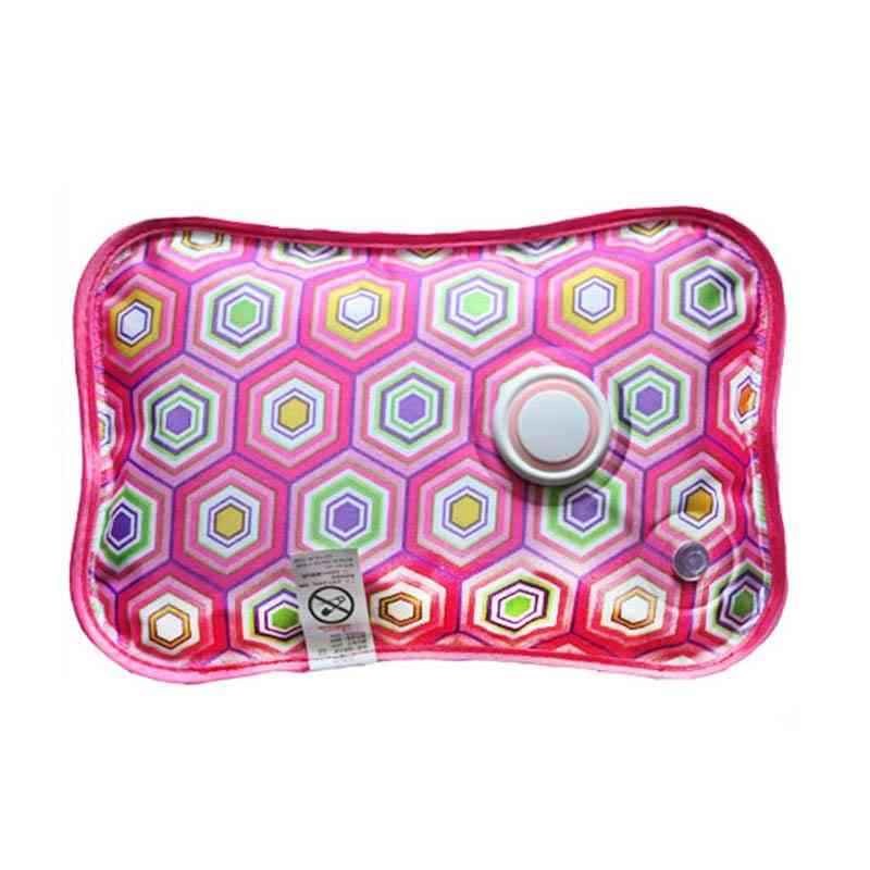 Rechargeable Electric Water Bottle Hand Warmer Heater Bag