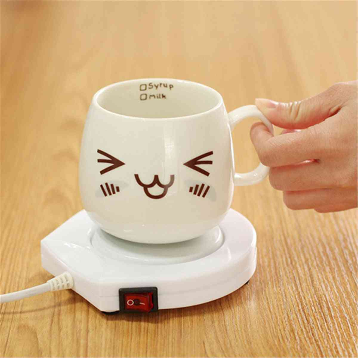 Electric Powered Cup Warmer Heater Pad