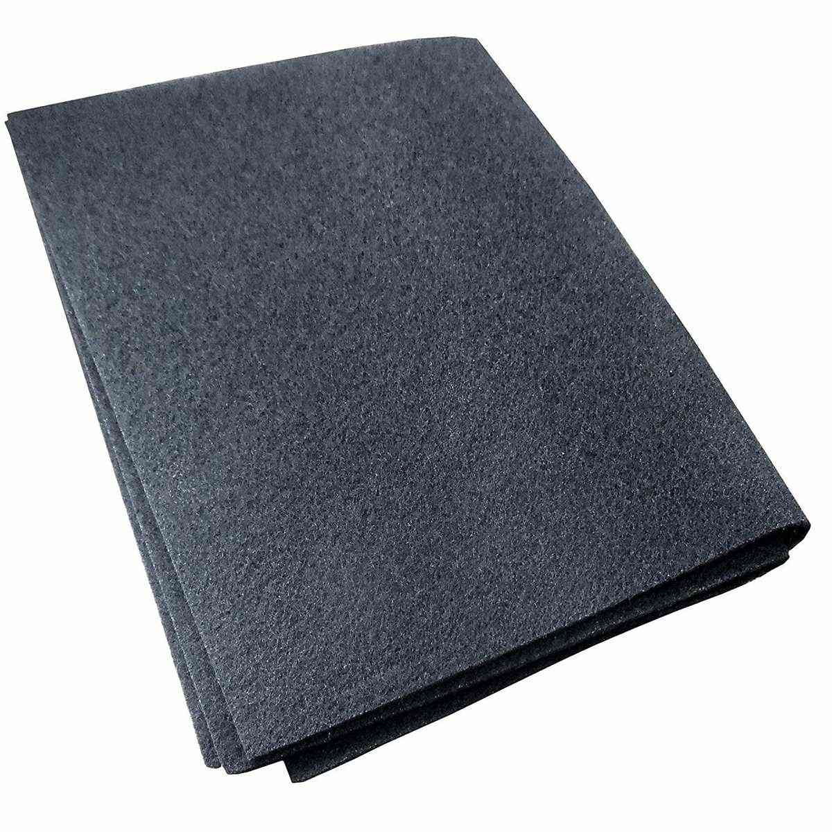 Carbon Cooker Hood Filter Cut To Size Charcoal Vent Filters For All Hoods