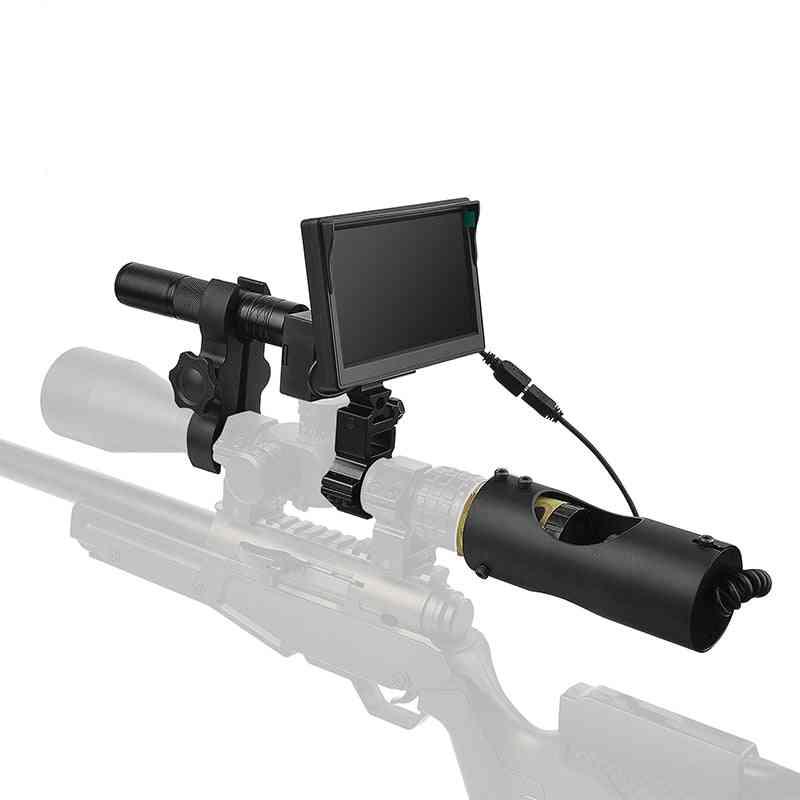 Led Ir Night Vision, Riflescope Optics, Sight Hunting Camera
