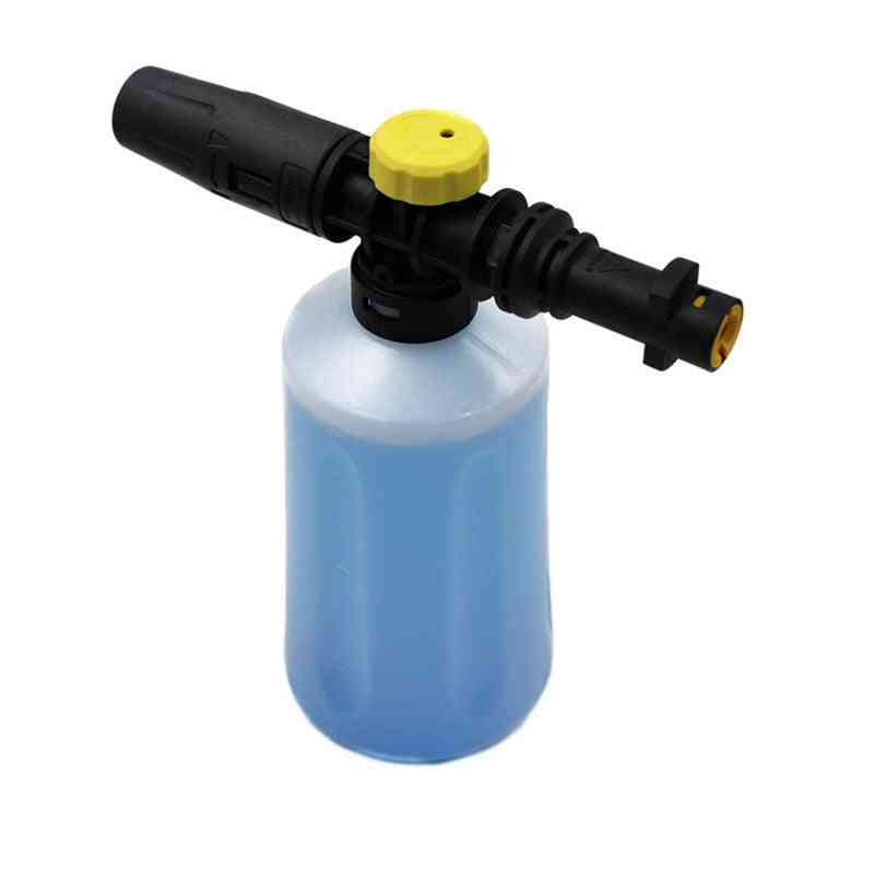 Pressure Washers Soap Foam Generator With Adjustable Sprayer Nozzle
