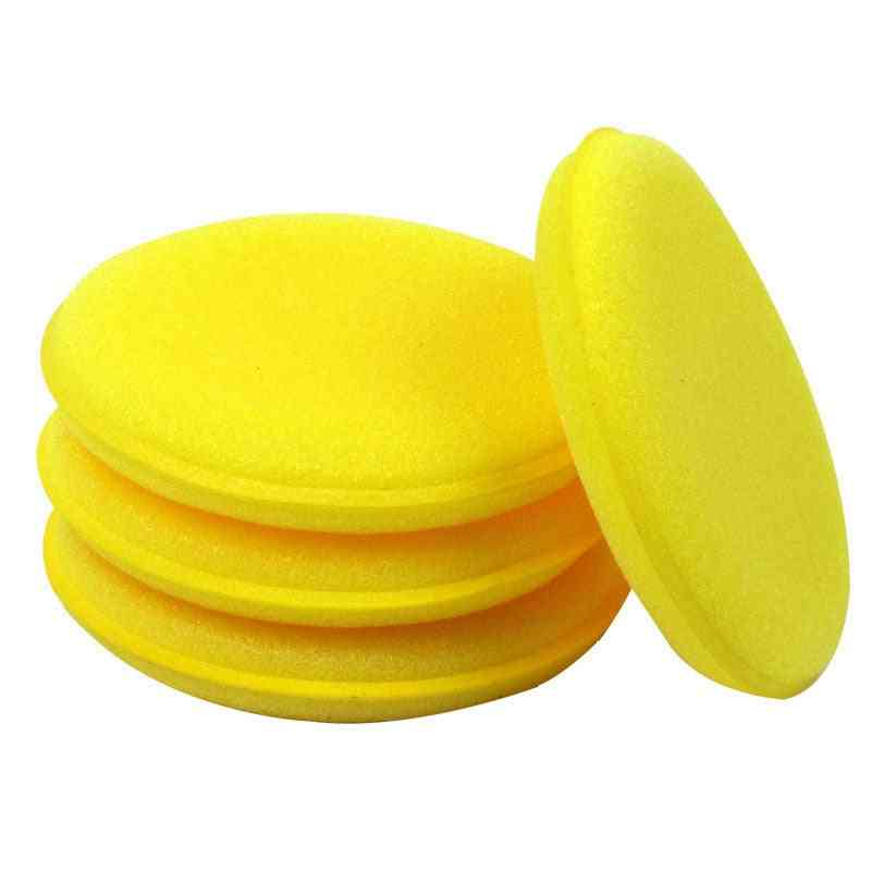 Wax Applicator Pad Polishing Sponge Washing Tools