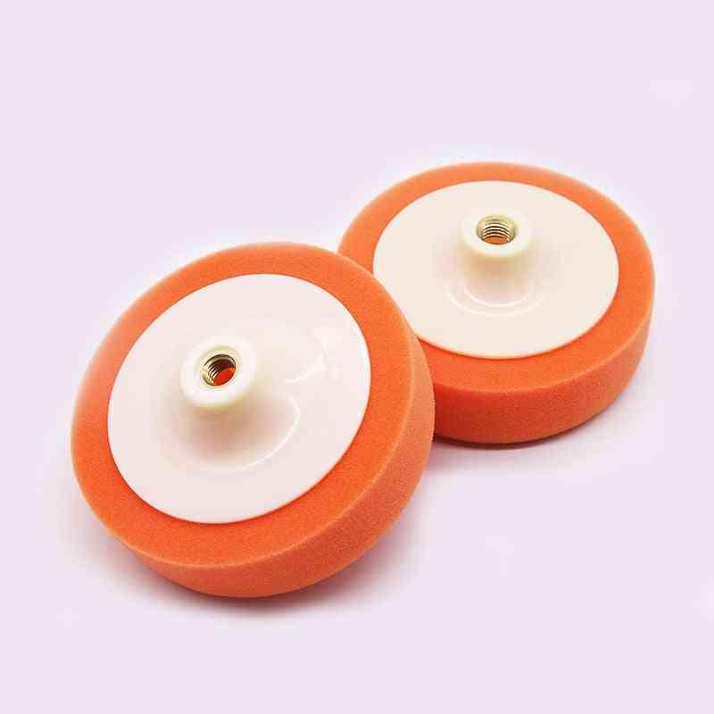 Polishing Pad Of Polisher Sponge Wheel Waxing