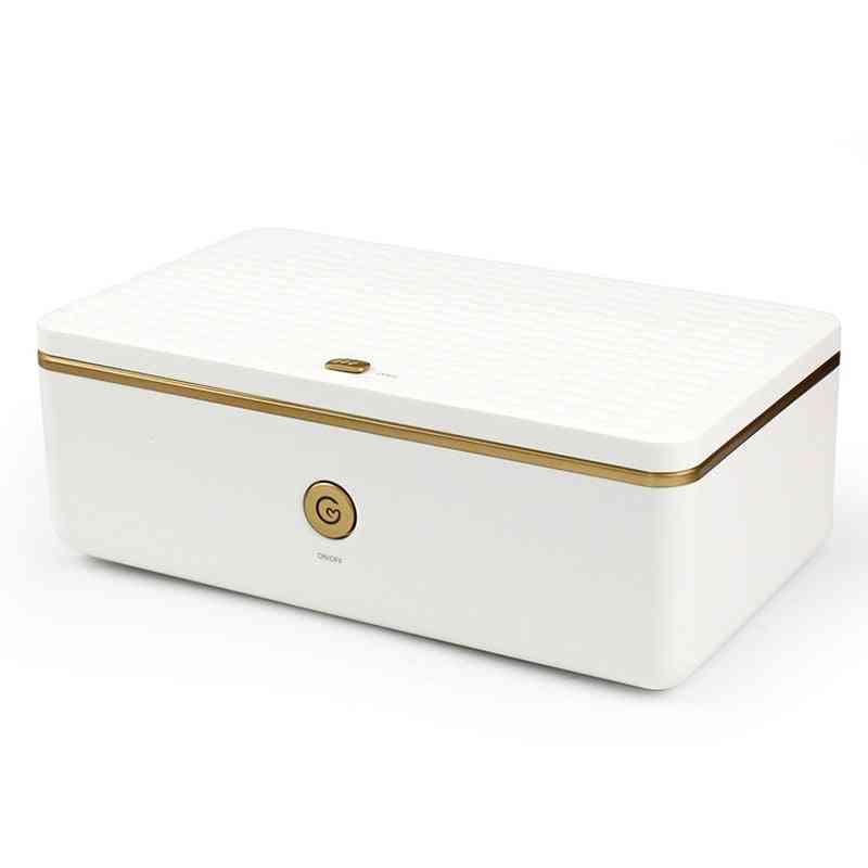 Portable Uv And Ozone Double Sterilization Box
