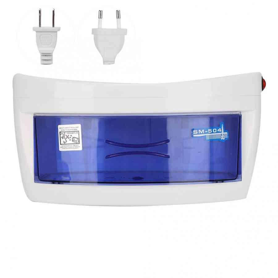 Disinfection Cabinet, Ultraviolet Light Sterilization Nail Art Manicure Tools