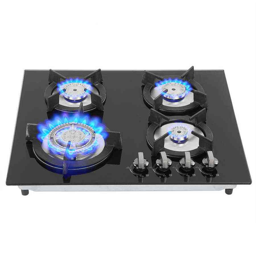 Household Burners Liquefied Gas Stove, Kitchen Cooking Accessory, Appliance Cookware