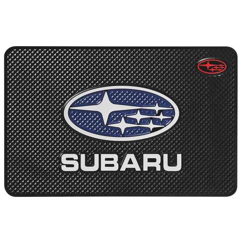 Car Anti Slip Mat, Phone Holder For Subaru Impreza Forester Tribeca Xv Brz