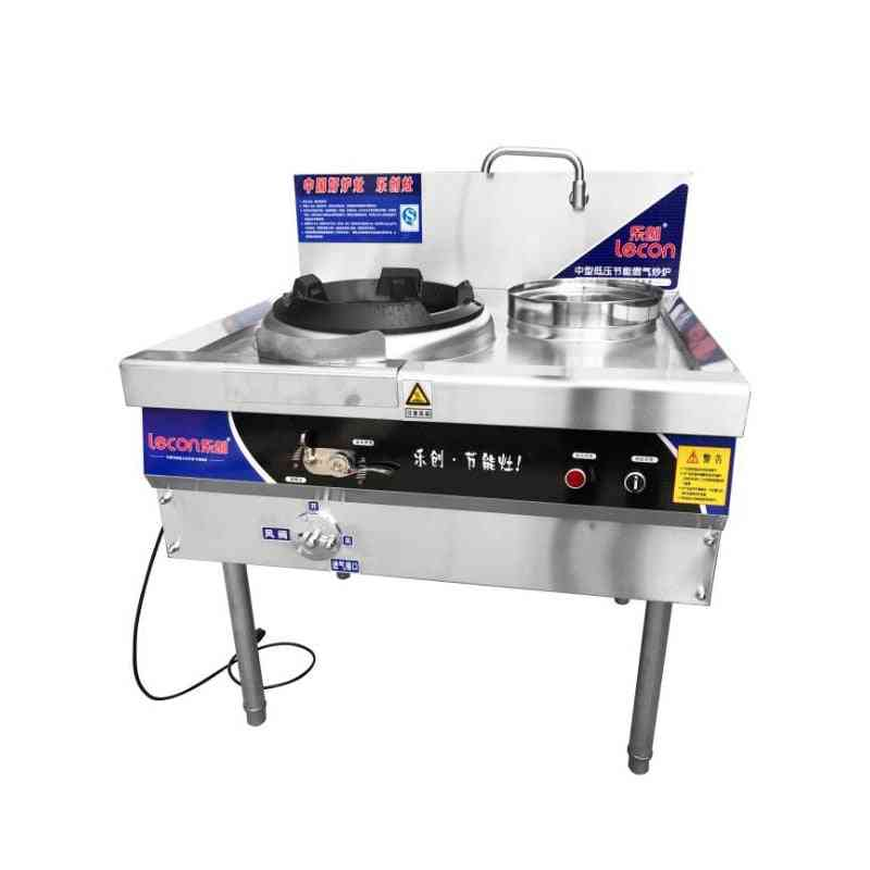 Cooktop Gas Stove, Single-burner, Range Commercial, Electronic, Ignition Cooker