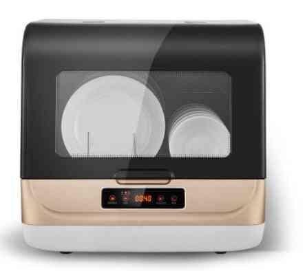 Automatic Domestic Desktop Small Disinfection Cabinet Intelligent Dishwasher Machine