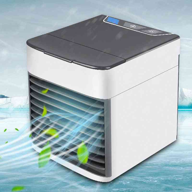 Mini Portable Air Cooling Fan, Office Usb Conditioner
