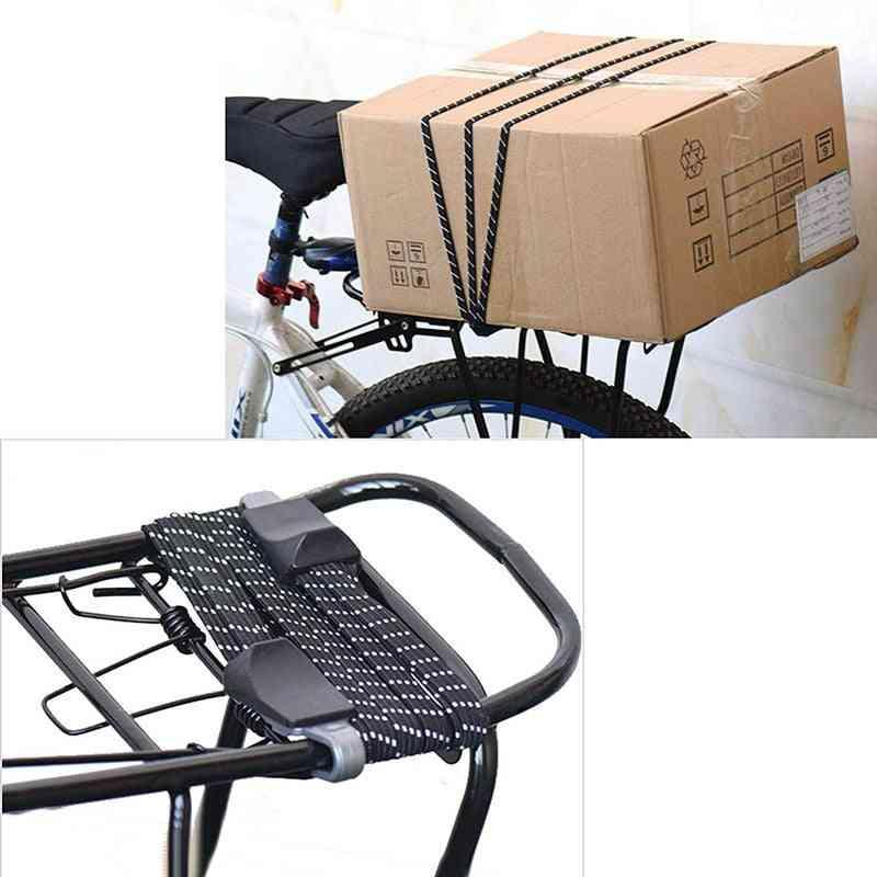 Bicycle Luggage Rope, Mountain Bike Elastic Straps/cord Hooks