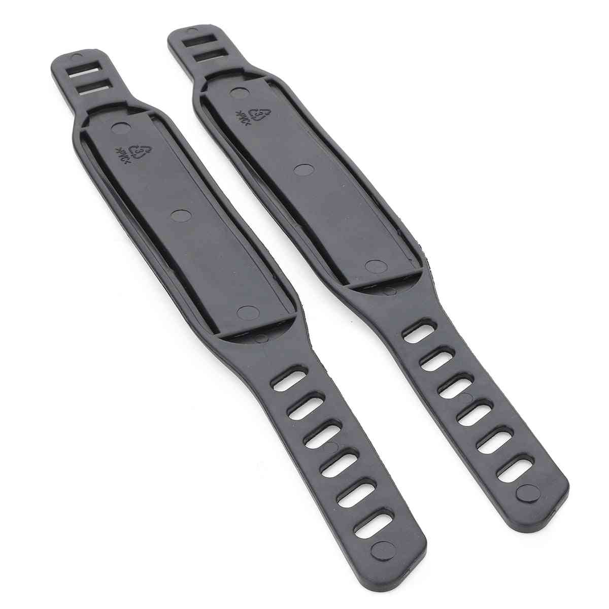 Universal And Durable Bike Pedal Strap