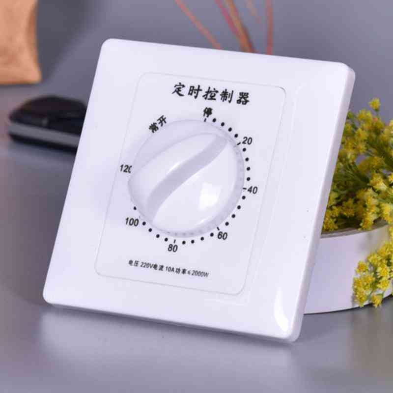 Mechanical Timer Swtich, High Power Timing Control Tools