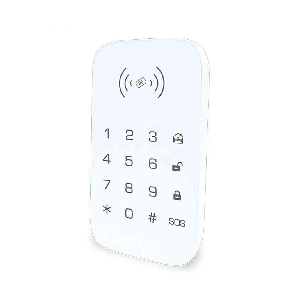 Wireless Keypad, Security System For Burglar Fire Alarm Host Control Panel