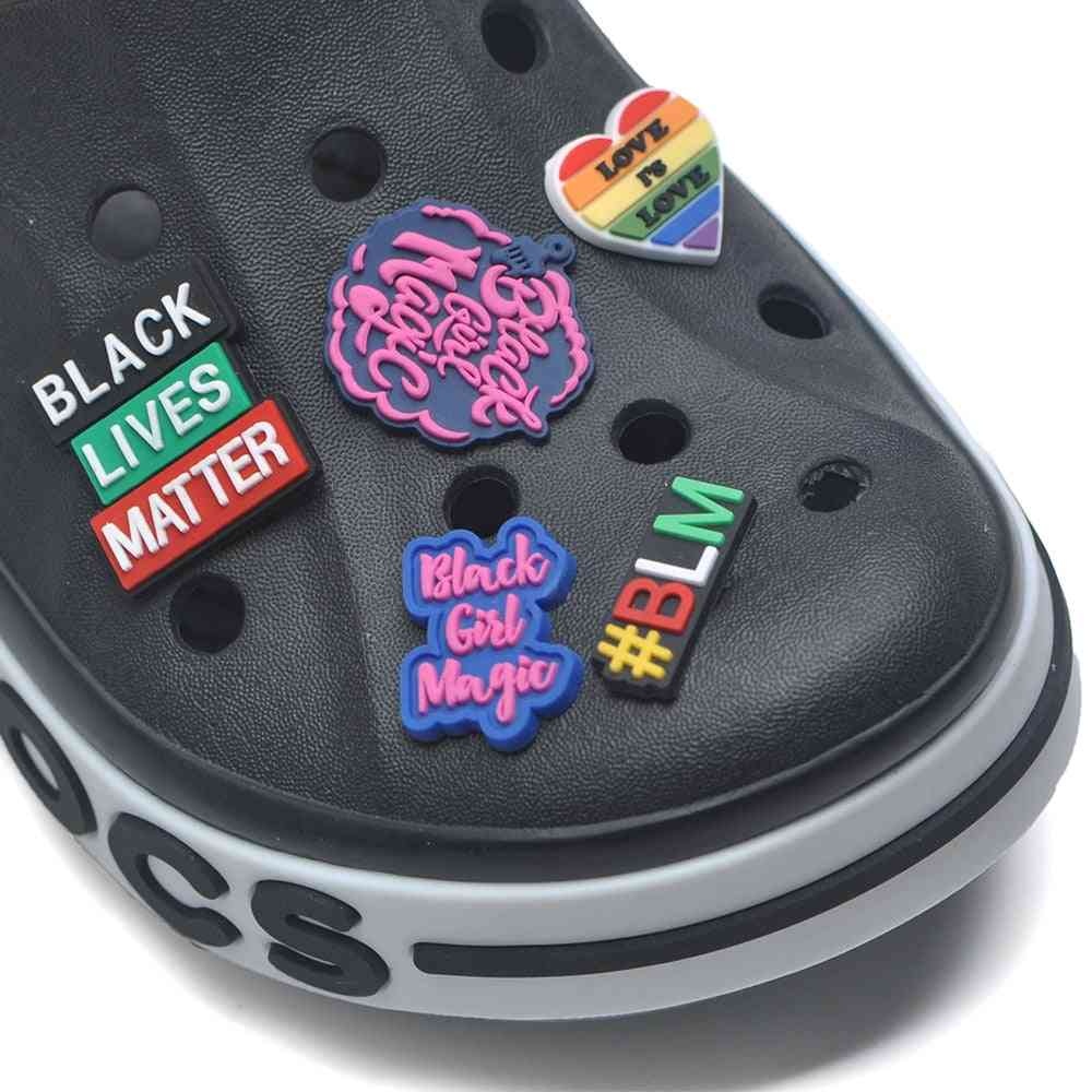 Cute Croc Shoe Charms Decorations Accessories