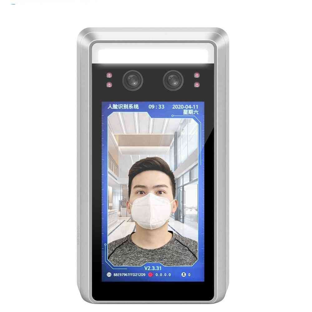 Wifi Dynamic Facial Access Control Time And Attendance Machine