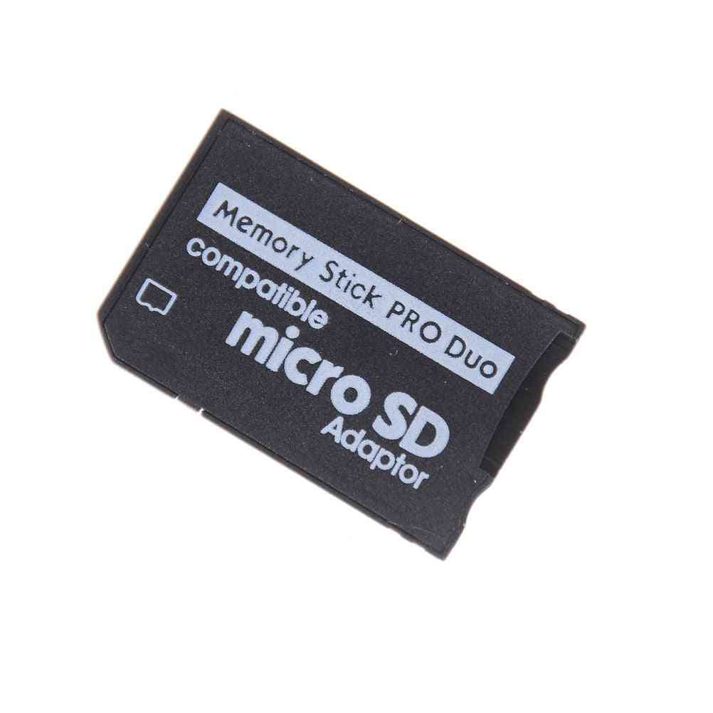 Micro Sd To Memory Stick Adapter For Psp