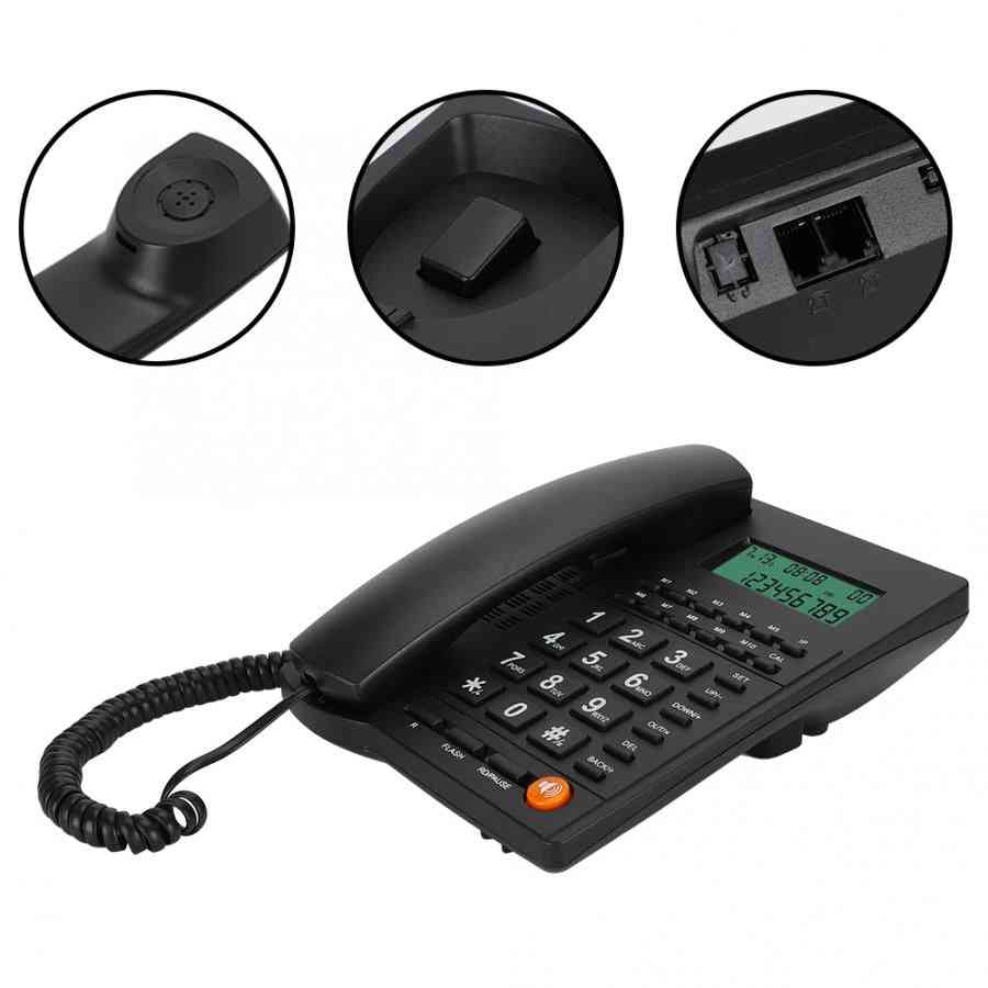 L109 Home Landline Phone Display Caller Id Phone For Home Office Hotel Restaurant
