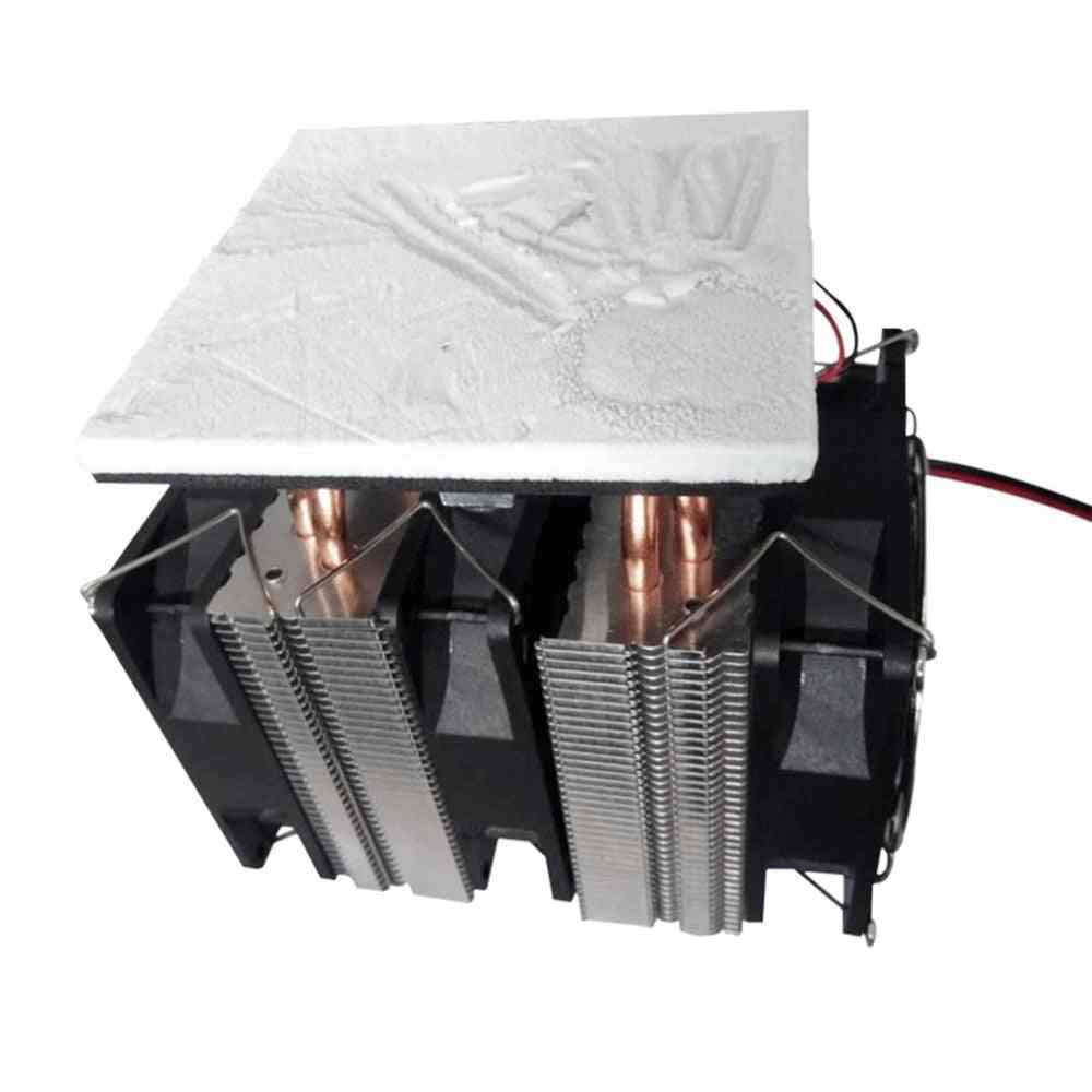 Semiconductor Cooling Plate Refrigerator Large Power Assisted Computer Chip