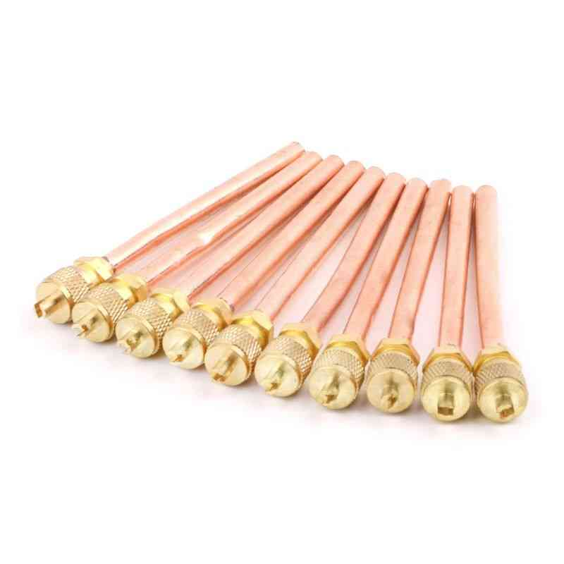 Air Conditioner, Refrigeration Access Valves, Od Copper Tube Filling Parts
