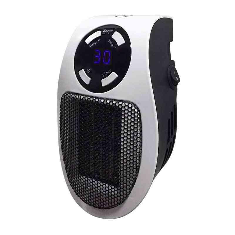 Fast Heating Mini Desktop Electric Remote Handy Heater, Wall Stove Radiator, Warmer Machine