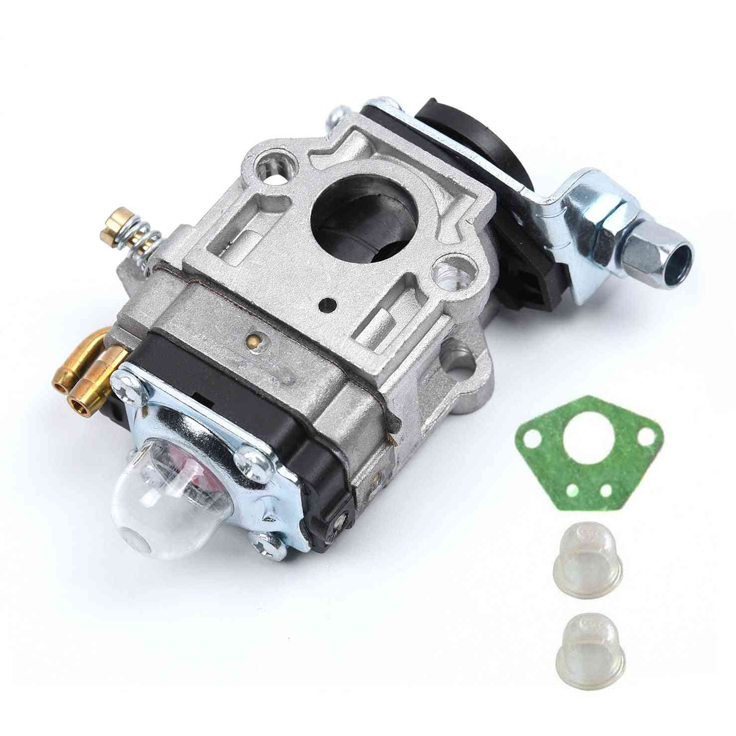 Carburetor Kit For Brush Cutter 43cc/49cc/52cc