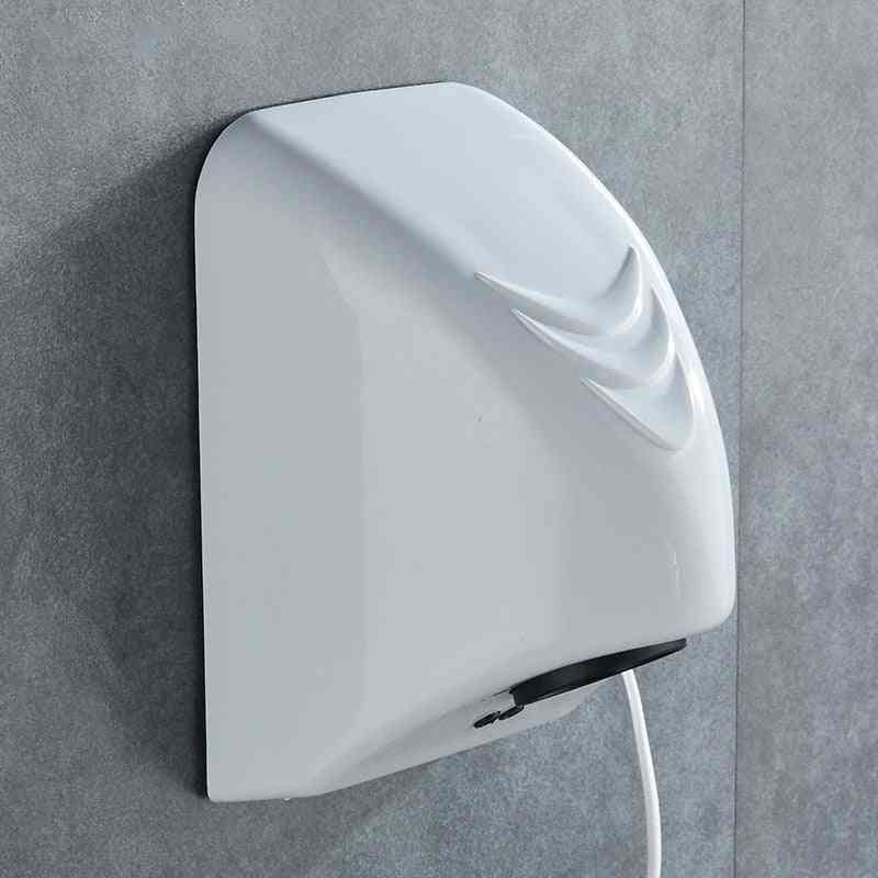 Automatic Electric Induction Hand Dryer, Wall-mount, Wind Blower