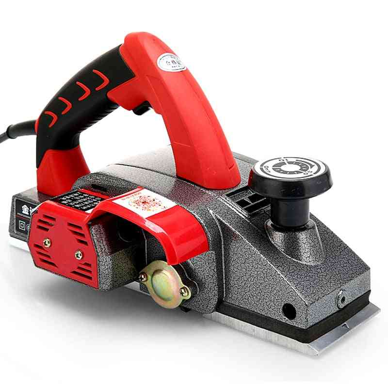 Electric Planer Carpentry Tools, Wood Working Multi-function Hand Plane Cutter